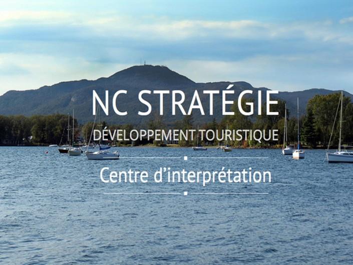 Site Web NC Stratégie Développement Touristique