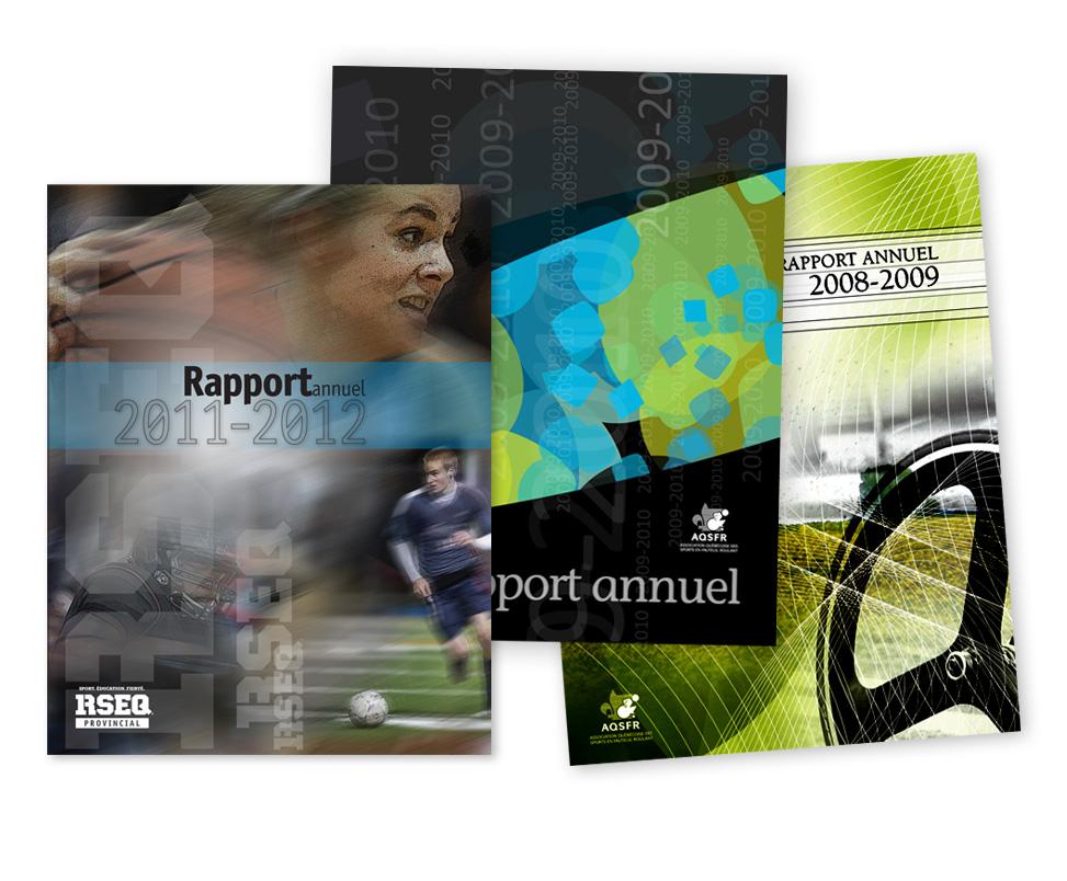 Rapports annuel RSEQ