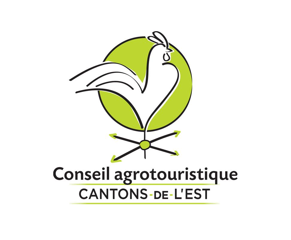 Logo CACE Conseil agrotouristique des Cantons- de- l'Est