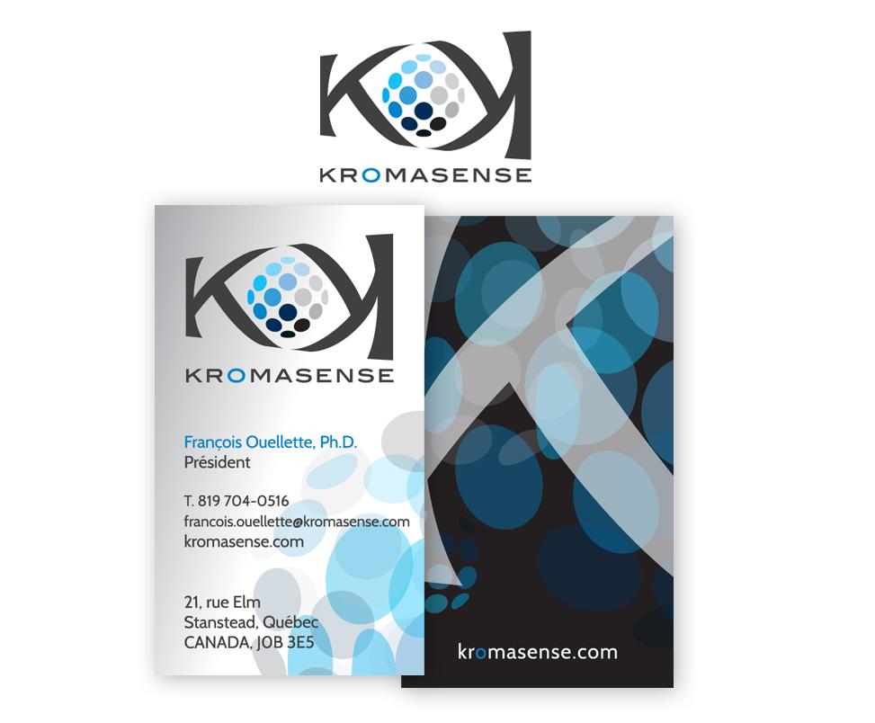 Kromasense logo